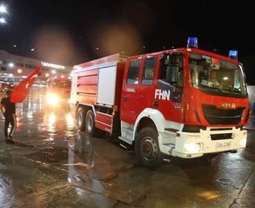 Azerbaycan destek için ilave ekipler gönderiyor